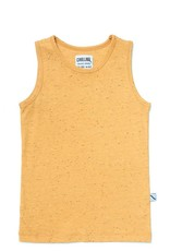 CarlijnQ Basic yellow - tanktop