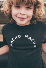 Sproet & Sprout Boxy T-shirt 'Nacho Macho' S19 95% Cotton & 5% Elastane