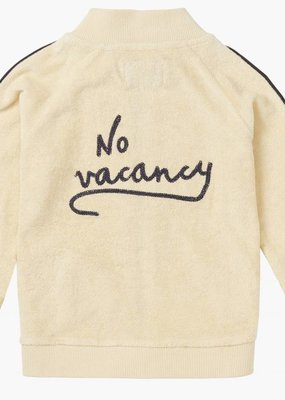 "Sproet & Sprout Cardigan ""No Vacancy' S19 100% Cotton"