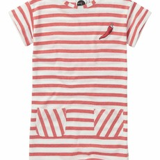 Sproet & Sprout T-shirt Dress 'Stripe' S19 100% Cotton