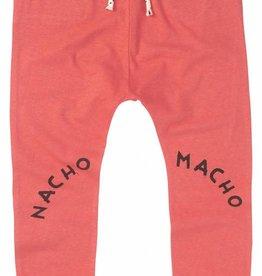 Sproet & Sprout Pants 'Nacho Macho' S19 80% Cotton % 20% Linen