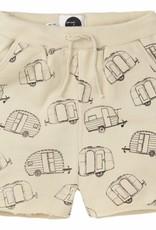 Sproet & Sprout Sweat Short 'Caravan AOP' S19 100% Cotton