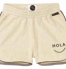 Sproet & Sprout Sport Short 'Hola Adios' S19 100% Cotton