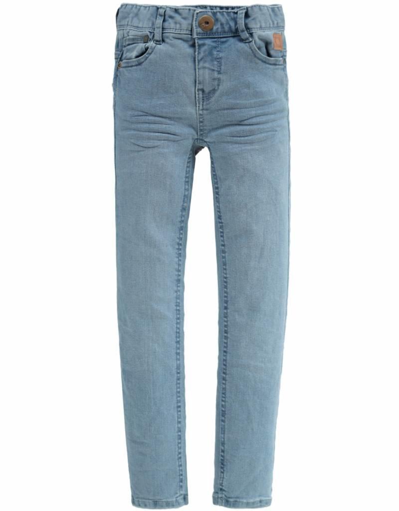 Tumble 'N Dry 30101.01371 TND-FRANC, 67% Katoen, 31% Polyester, 2% Elastan, Woven, Bo Broek Jeans  lang