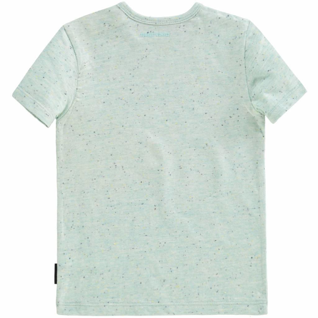 Tumble 'n Dry Tumble 'n Dry;  t-shirt Opal bleu Agner