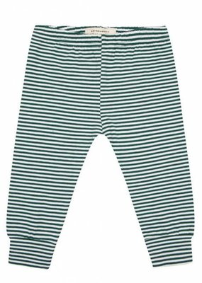 Little Indians Legging streepje groen