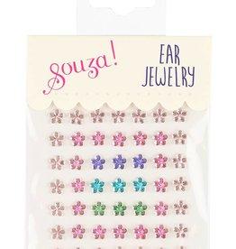 Souza Ear jewelry bloemetjes