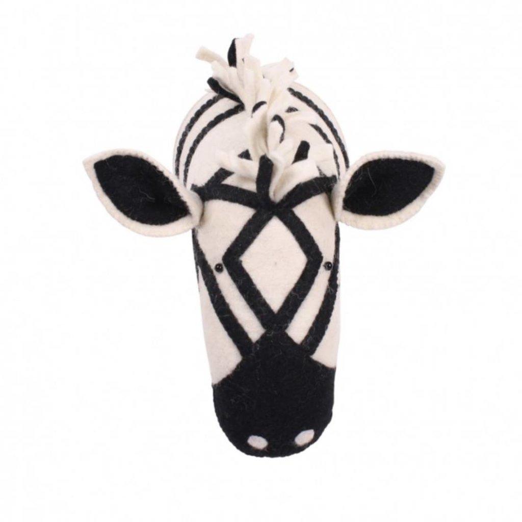 Kidsdepot Zebra kop