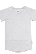 CarlijnQ basics grey - t-shirt short sleeve