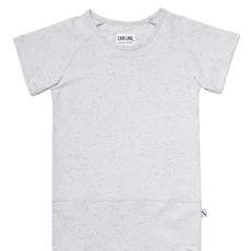 CarlijnQ basics grey - t-shirt short sleeve