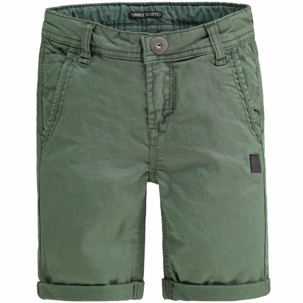 Tumble 'n Dry Franson korte broek – army