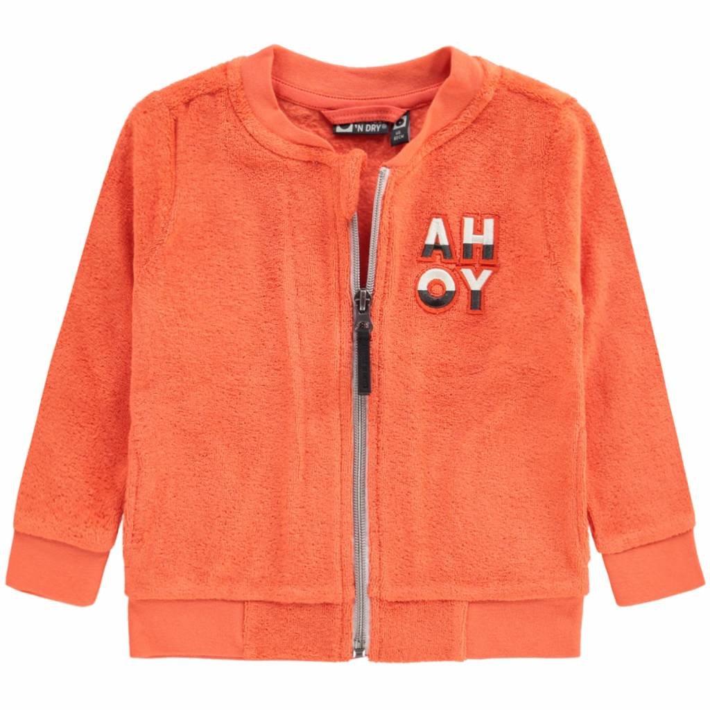 Tumble 'n Dry Tumble 'n Dry;  vestje oranje Amick