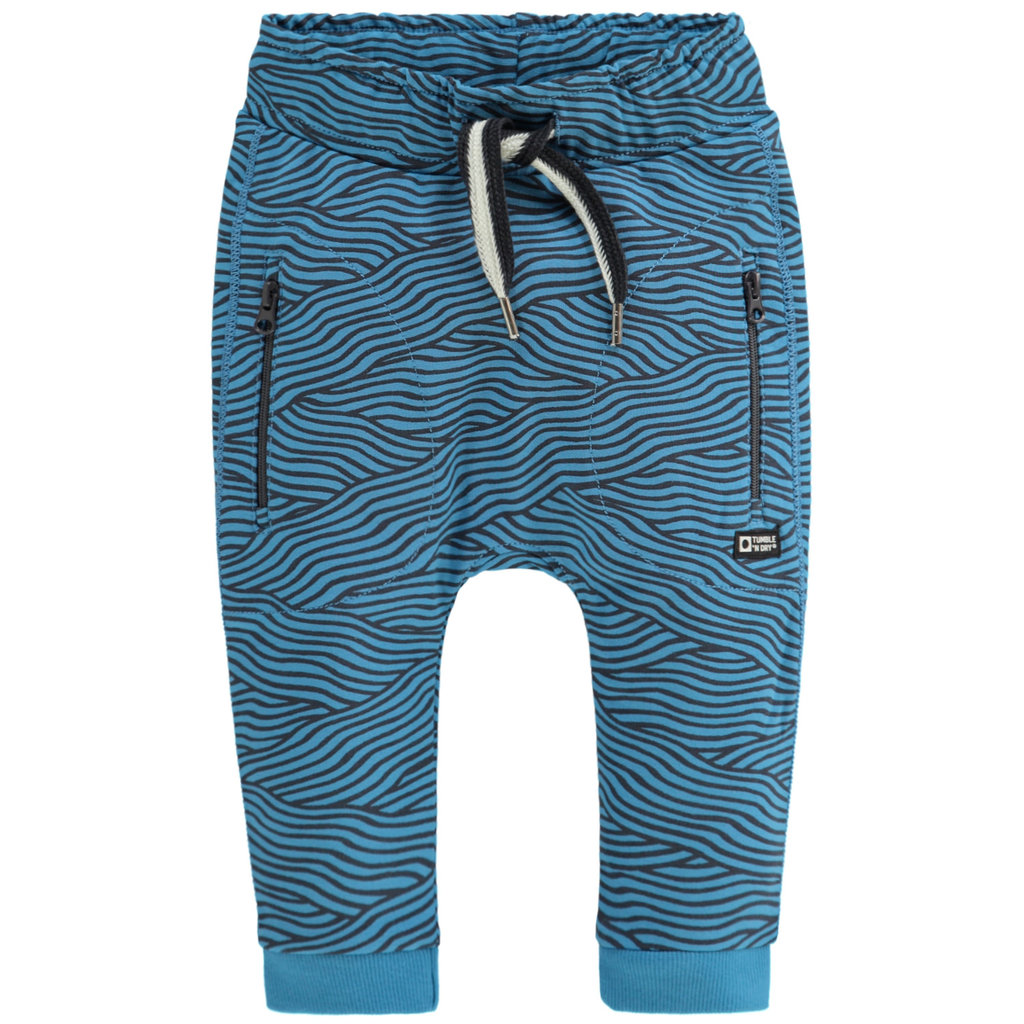 Tumble 'n Dry Tumble 'n Dry;  broek blauw Cendre Bleu Alou