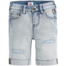 Tumble 'n Dry Tumble 'n Dry;  korte broek spijker Denim Bleach Folo