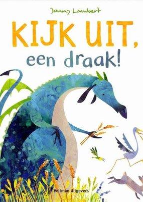 Veltman Uitgevers Kijk uit, een draak!