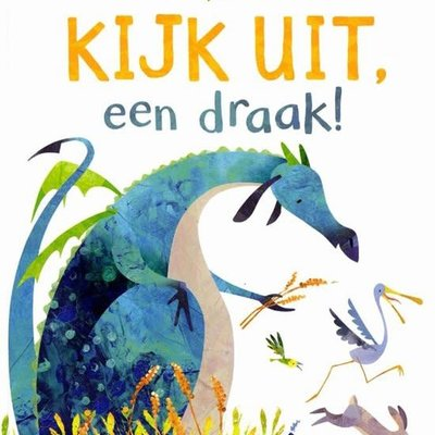 Veltman Uitgevers Veltman, Kijk uit, een draak!