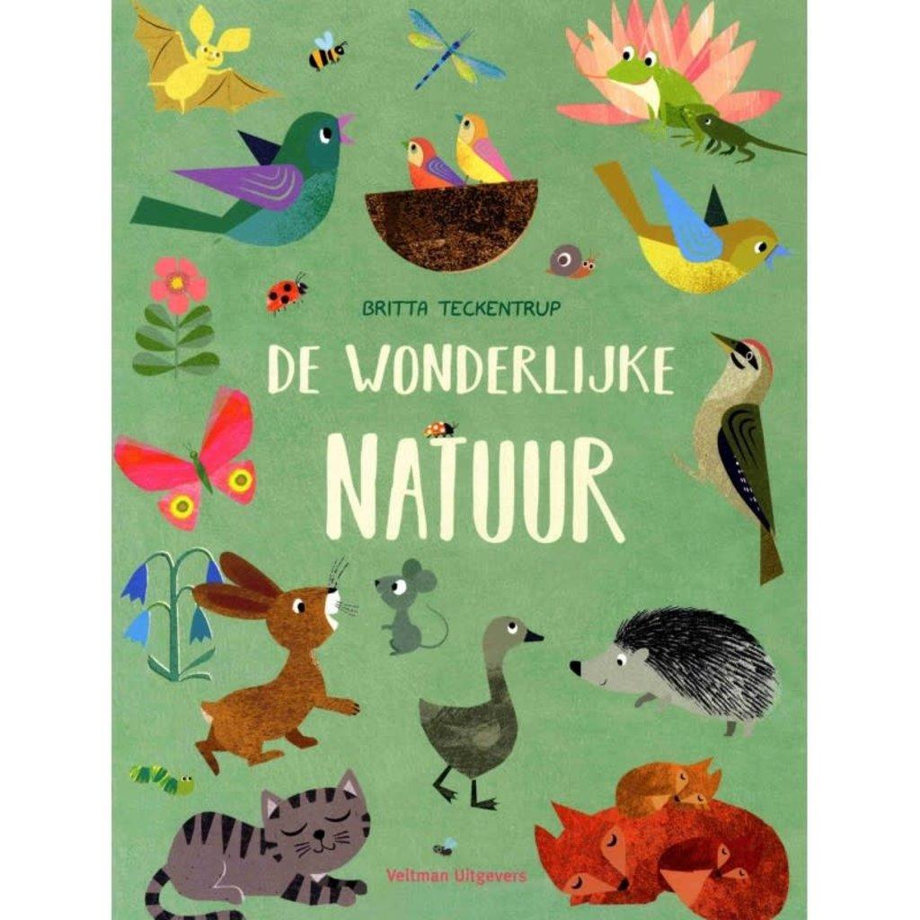 Veltman Uitgevers De wonderlijke natuur