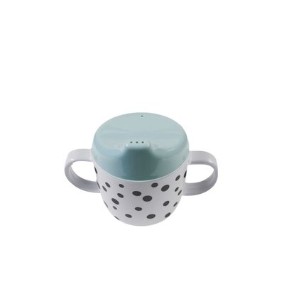 Done by Deer Done by Deer;  cup, Happy dots, blue