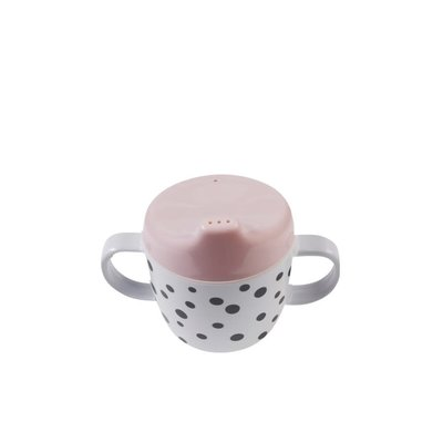 Done by Deer Spout cup, Happy dots, powder