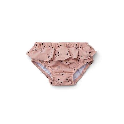 Liewood Elise – Baby girl swim pants, cat rose