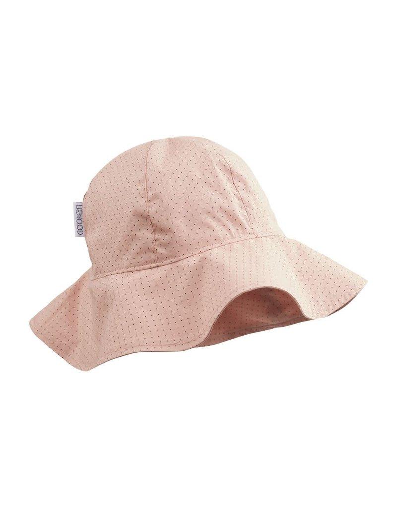 Liewood Amelia – Sun hat, little dot rose