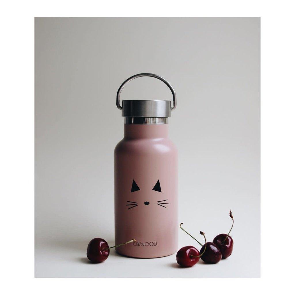 Liewood Anke – Water bottle, cat rose