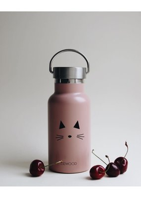 Liewood Anke – Water bottle, cat rose