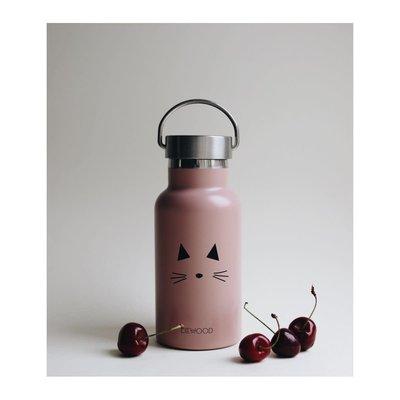 Liewood Liewood;  Water bottle Anke, cat rose