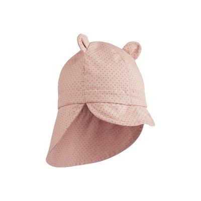 Liewood Liewood;  Hat, little dot rose 0-6 maanden