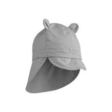 Liewood Gorm – Hat, little dot dumbo grey