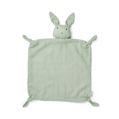 Liewood Agenete – Cuddle cloth, rabbit dusty mint