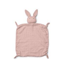 Liewood Agnete – Cuddle cloth, rabbit rose