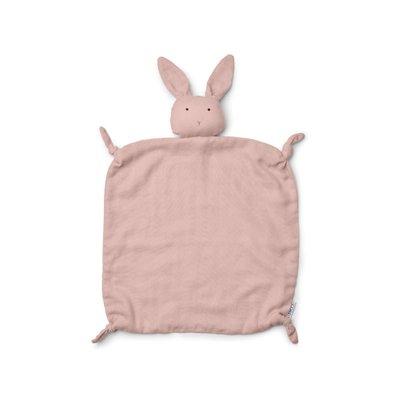 Liewood Liewood; Cuddle cloth Agnete, rabbit rose