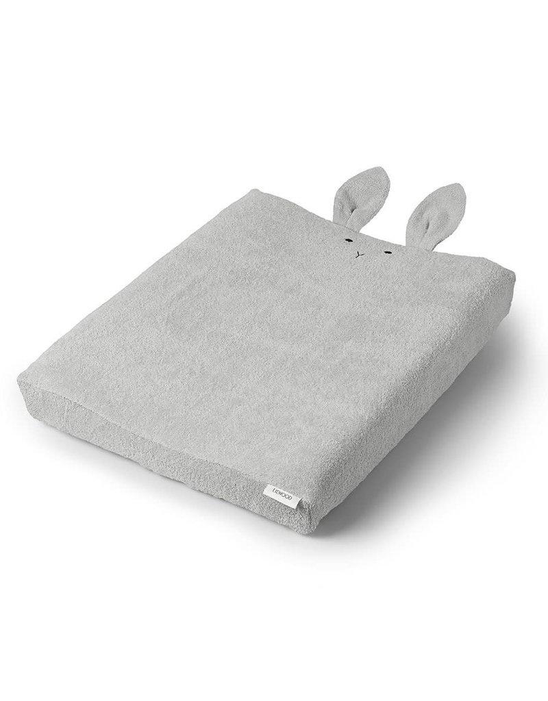 Liewood Egon – Mat cover, rabbit dumbo grey