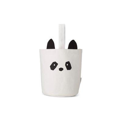 Liewood Liewood;  fabric  Basket, panda creme de la creme