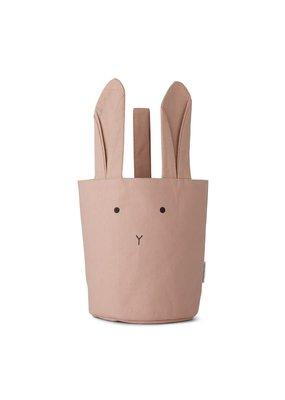 Liewood Ib fabric – Basket, rabbit rose