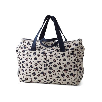 Liewood Melvin – Mommy bag, leo beige beauty