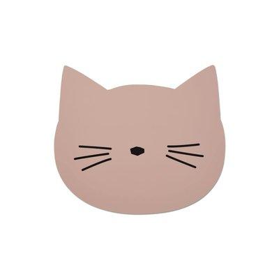 Liewood Aura – Placemet, cat rose