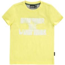 Tumble 'n Dry Tumble 'n Dry; t-shirt geel Sunshine Deloy