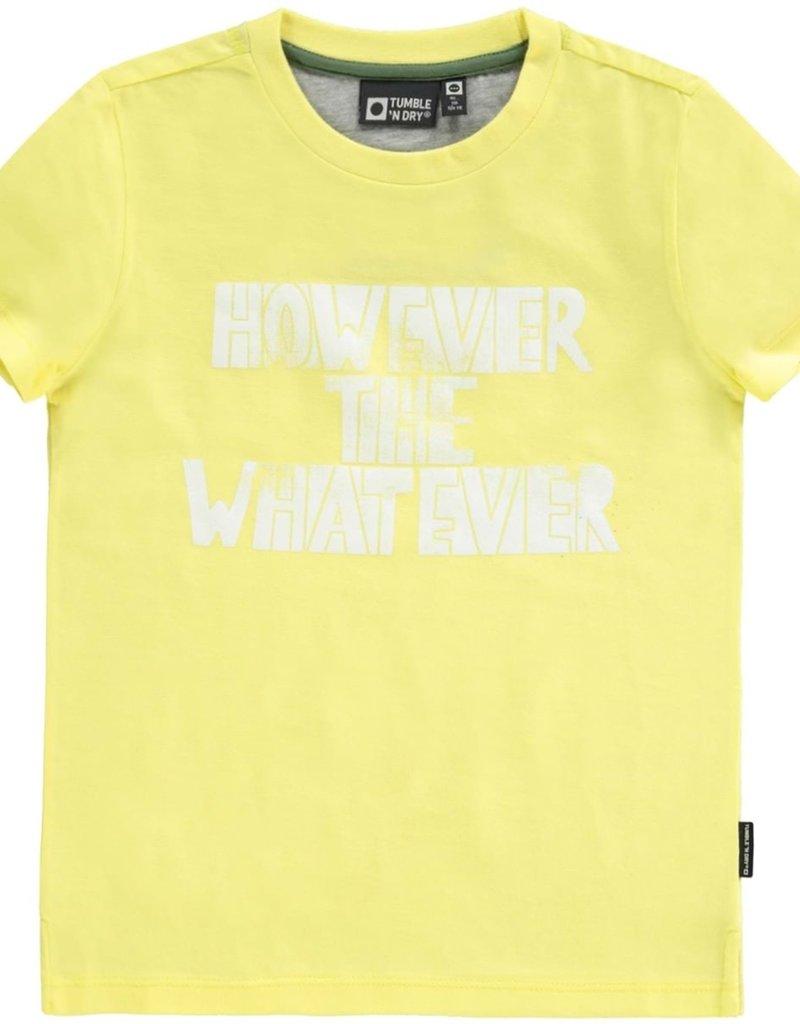 Tumble 'n Dry T-shirt deloy sunshine