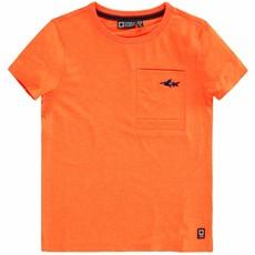Tumble 'n Dry Tumble 'n Dry;  t-shirt oranje Nasturtium Dopi