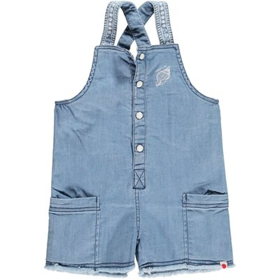Tumble 'n Dry Jumpsuit evans denim bleach