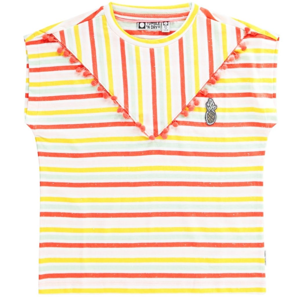 Tumble 'n Dry T-shirt castlewood hot coral
