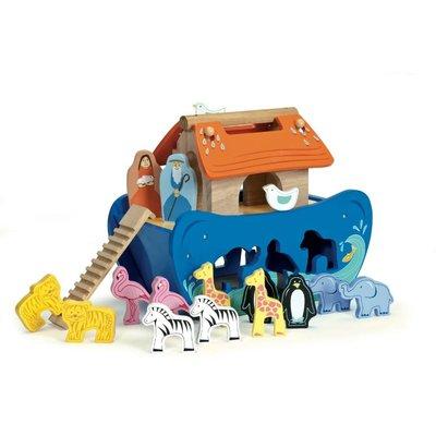 Le toy van Le Toy Van; Ark of noach