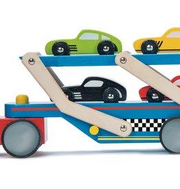 Le toy van Auto transporter