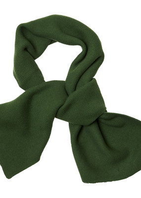CarlijnQ CarlijnQ, sjaal, knit basics, groen