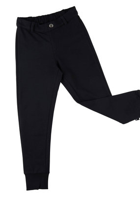 CarlijnQ CarlijnQ, broek, chino jogger, zwart