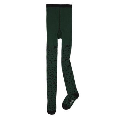 CarlijnQ CarlijnQ;  maillot, spotted animal, groen/zwart