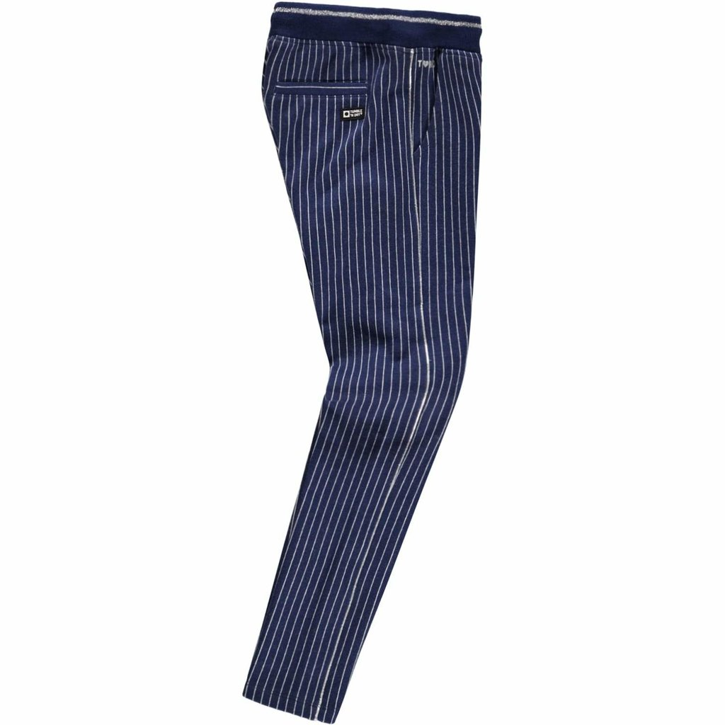 Tumble 'n Dry Tumble 'n Dry;   broek, gestreept blauw Intense Bleu Kaprice