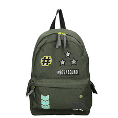 Skooter Skooter, rugzak, boy squad, groen